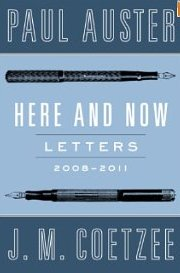 """Book cover for """"Here and Now"""""""